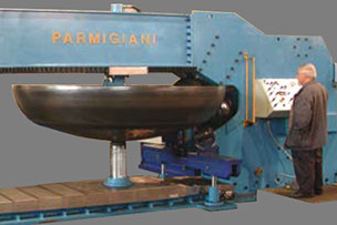 flanging heads, semi elliptical heads, dished heads